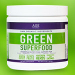 Dr AXE Green Superfood