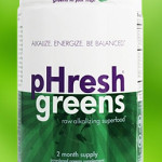 Phresh Products Greens Alkalizing Superfood 100% Raw Powder