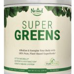 GREENS, veggie greens superfood powder